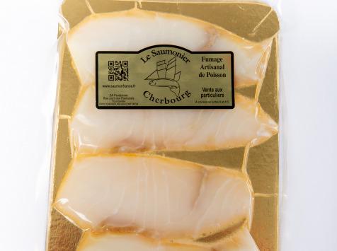 Saumon de France - Merval fumé 3 tranches mini - 100g