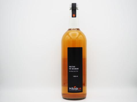 Hibiskus  Gourmet - Nectar de Baobab - 6x1L