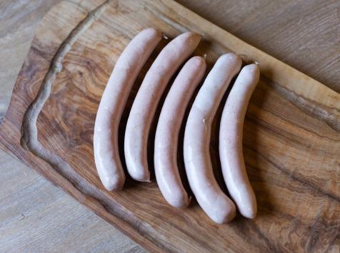 Ferme de Montchervet - Saucisse Pour Choucroute X 4, 300g