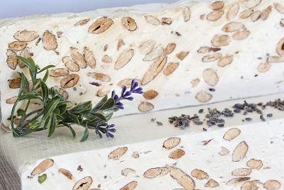 Nougats Laurmar - Nougat Aux Fleurs De Lavande