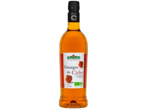 Les Côteaux Nantais - Vinaigre De Cidre 75 cl Pet