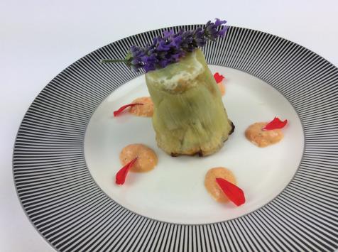 Christian Piot - Votre chef en ligne - Ballotin d'escargots au champagne