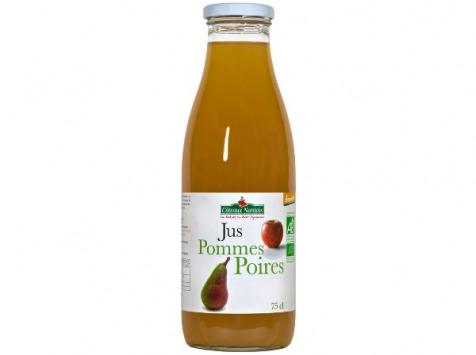 Les Côteaux Nantais - Jus Pommes Poires 75 Cl Demeter