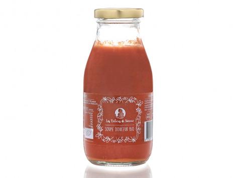 Les délices de Noémie - Soupes pour Bébé dès 8 Mois: Lot de 3 Soupe Douceur Bio
