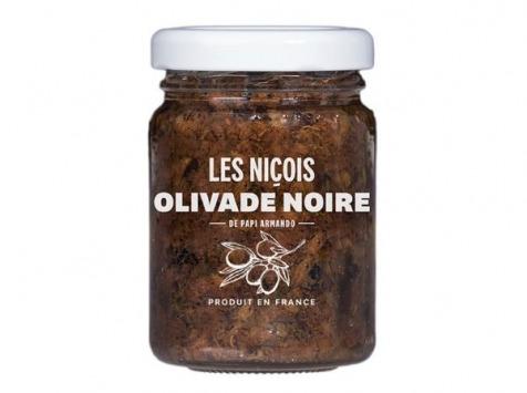 Les Niçois - Olivade Noire De Papi Armando 80g