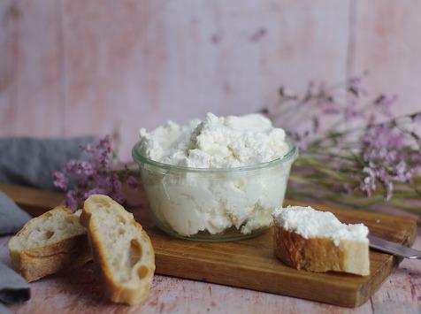 Elevage La Doudou - Fromage Blanc De Chèvre