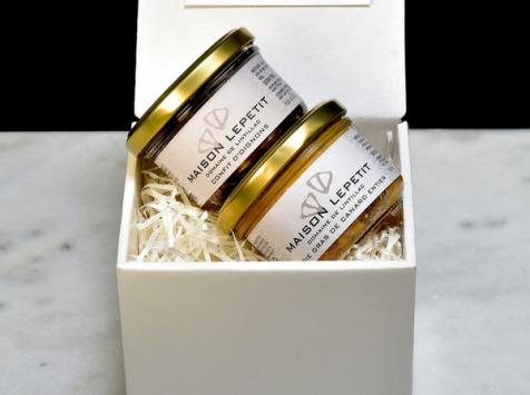 Maison Lepetit - Coffret Le Duo Foie Gras Et Confit D'oignons