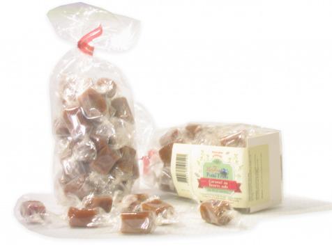 La Ferme des petits fruits - Caramels Au Beurre Salé
