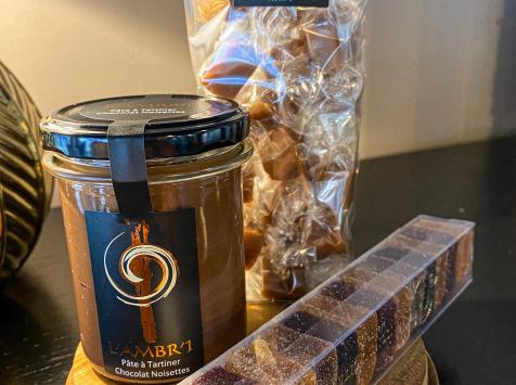 L'AMBR'1 Caramels et Gourmandises - Coffret Célébration