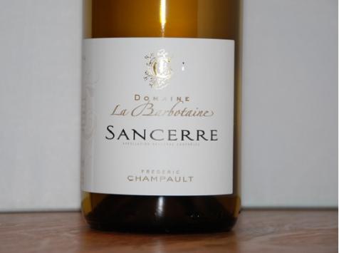 Domaine la barbotaine - Domaine La Barbotaine, Sancerre Blanc, 2019, Lot de 6