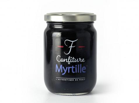La Fraiseraie - Confiture Myrtille 325g