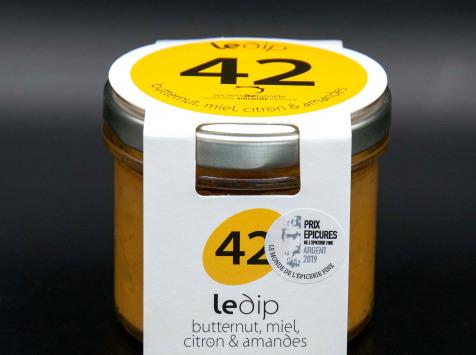 Secrets de Famille - Dip De Butternut - Miel - Citron & Amandes