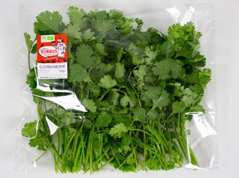 La Boite à Herbes - Coriandre Fraîche - Sachet 200g