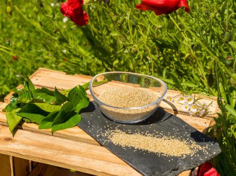 Sa Majesté la Graine - Quinoa Blanc Bio Du Berry - Cuisson 6min - sachet 500 g