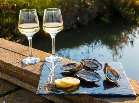Les huîtres Gaboriau Frères - 36 Huîtres Fines Charente Maritime N°2