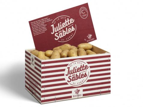 Maison Bayard - Pommes De Terre Juliette Des Sables De La Baie De Somme NOUVELLE RECOLTE - 5kg