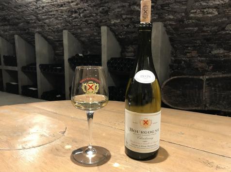 "Domaine Michel & Marc ROSSIGNOL - Bourgogne ""Chardonnay"" 2018 - 3 Bouteilles"