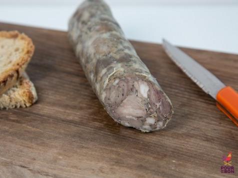 Pierre Matayron - Andouille de Porc Noir Gascon au Piment d'Espelette