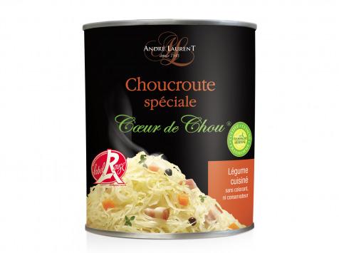 André Laurent - Choucroute Spéciale Coeur De Chou