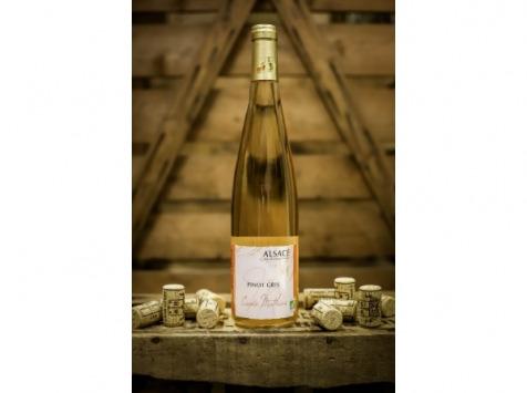 Domaine François WECK et fils - Pinot Gris Cuvée Mathias 2020 - 75 cl x6