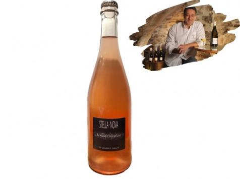 Réserve Privée - AOC Coteaux du Languedoc Bio - Stella Nova - Pezenas l'année Bulleuse Rosé Pétillant Naturel 2020