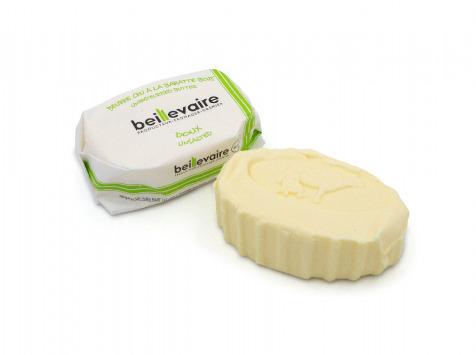 BEILLEVAIRE - Beurre cru 125g - Doux