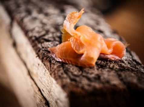 Fumaison Occitane - Saumon Bio Tranché (530 Gr, Mini 10 Tranches)