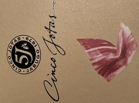 MAISON AITANA - Sachet Jambon 100% Ib. Bellota coupé main 70grs