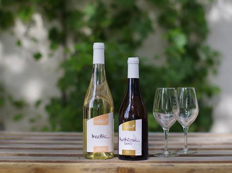 Domaine de l'Ambroisie - Pack De Vins Sucrés  (2x75cl): Insolite - Apothéose Givrée