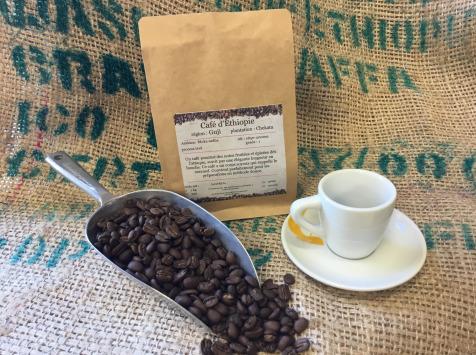 Café Loren - Café D'ethiopie-guji - Mouture Moyenne