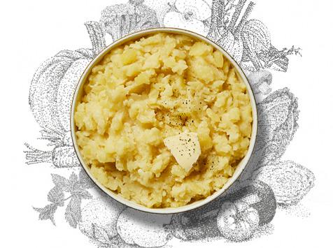 La Brouette - Pour 2 Pers. - Écrasé De Pomme De Terre Au Beurre Aop Des Charentes - Convient aux végétariens