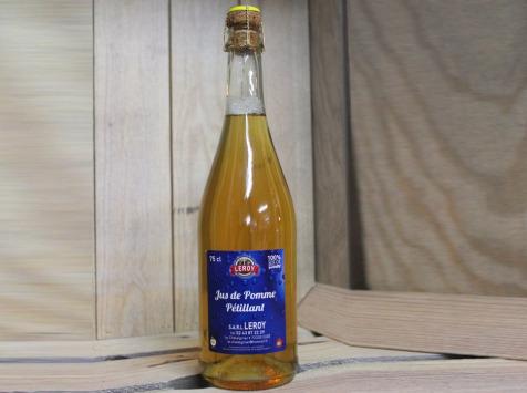 Le Châtaignier - Jus De Pomme Pétillant - 75cl