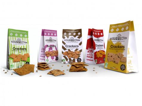 Crackers Résurrection - Offre Découverte Crackers Apéro