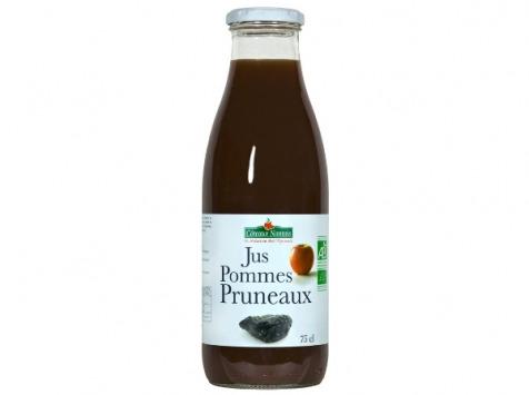 Les Côteaux Nantais - Jus Pommes Pruneaux 75 Cl