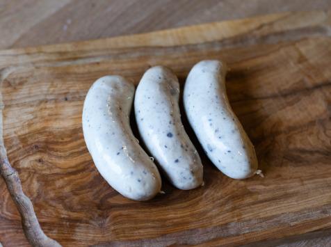 Ferme de Montchervet - Boudin Blanc de Porc aux Cèpes x 2, 250g