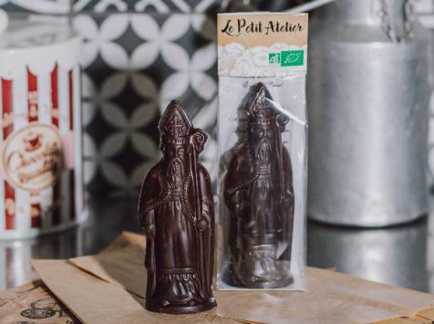 Le Petit Atelier - Saint-Nicolas Chocolat Noir 72%