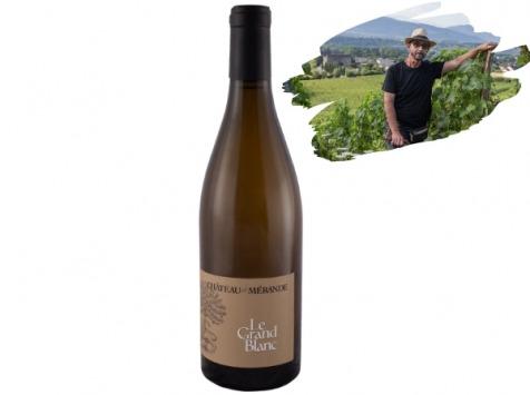 Réserve Privée - AOC Savoie Bio - Château de Mérande - Chignin Bergeron le Grand Blanc 2018