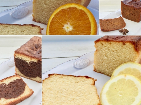 Les Desserts d'Ici - Panier Découverte Des Cakes D'ici