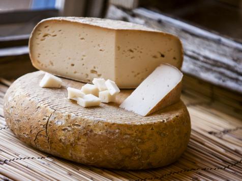 Le Moulin Gourmand - Fromage De Bethmale Au Lait Cru De Brebis & Chèvre Bio - 220g