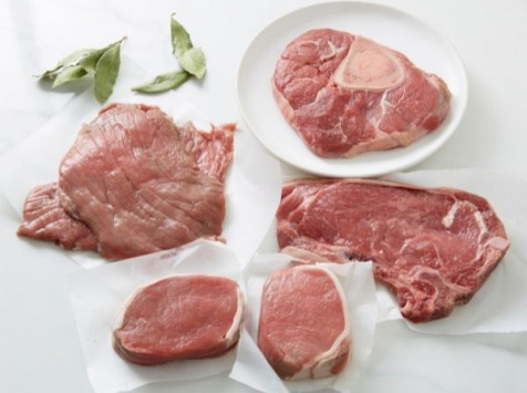 GAEC Toulas - [Précommande] Colis Veau Limousin 2,5 Kg