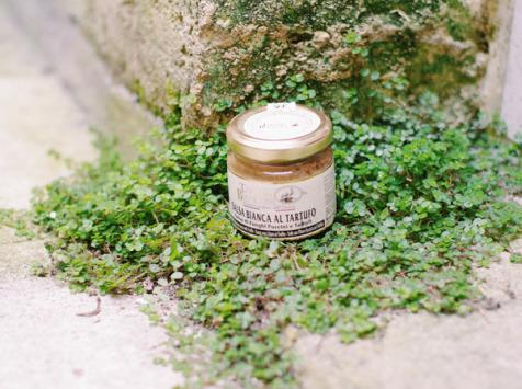 Champignonnière La Marianne - Salsa Bianca Pot De 80g