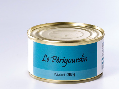 A la Truffe du Périgord - Pâté Périgourdin