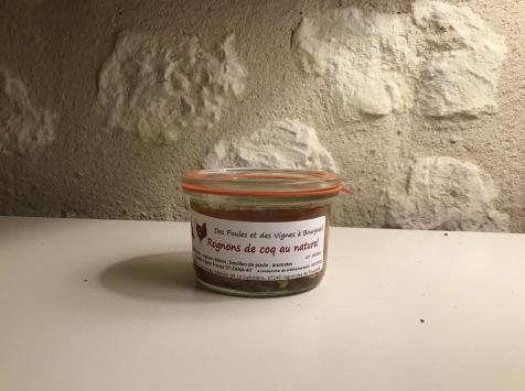 Des Poules et des Vignes à Bourgueil - Rognon De Coq