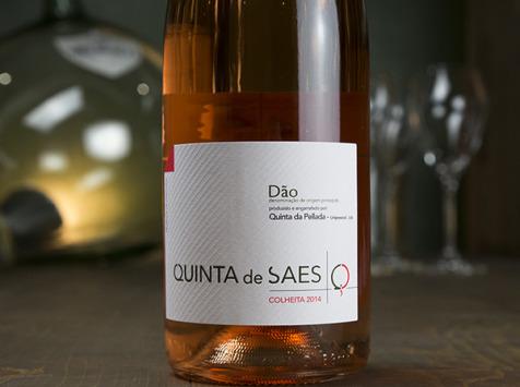 Dyvin - Quinta De Saes - Dao Rosado - Lot De 3 Bouteilles