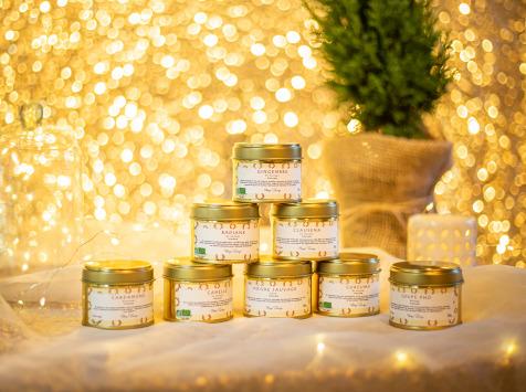 Nuage Sauvage - Cadeau De Noël – Coffret Grande Cuisine Des 8 Épices