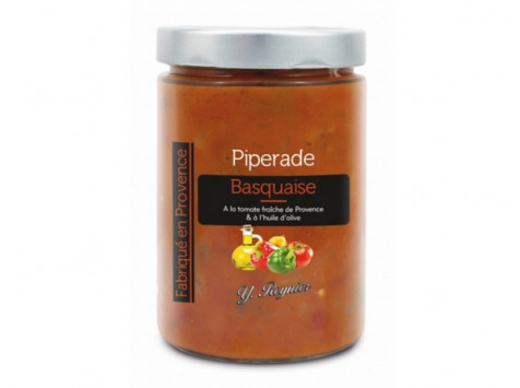 Conserves Guintrand - Piperade Basquaise Yr Bocal 580ml