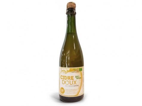 la Ferme d'Hotte - Cidre Doux De La Ferme D'hotte Bio-75cl