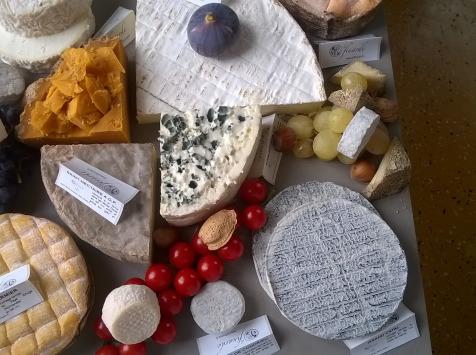 La Finarde - Plateau de 5 fromages : sélection de saison