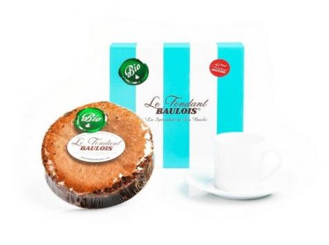 Le Fondant Baulois - Le Fondant Baulois Au Chocolat Bio - 300g