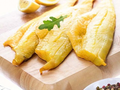 Ô'Poisson - Filet D'haddock Fumé - Lot De 200g